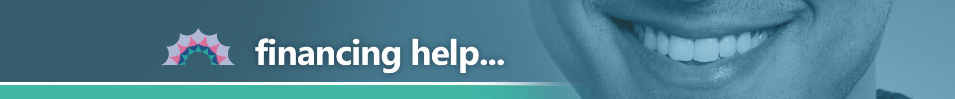 financing help